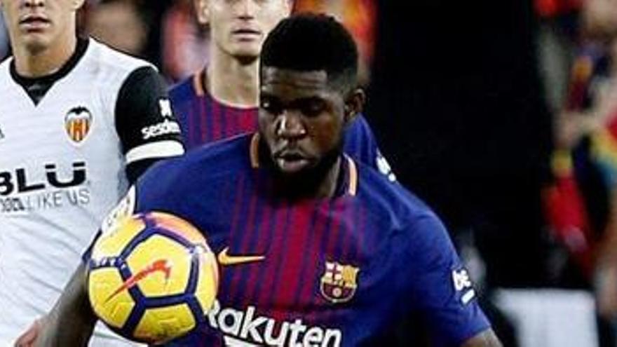 Umtiti rep l'alta i entra en la convocatòria del Barça per rebre la Juventus
