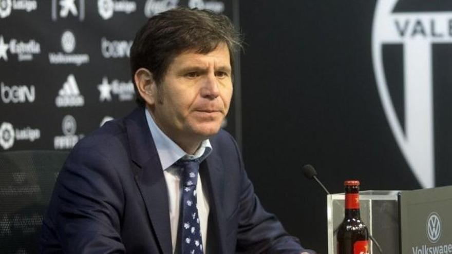 Mateu Alemany acude al acto de presentación del proyecto de Laporta