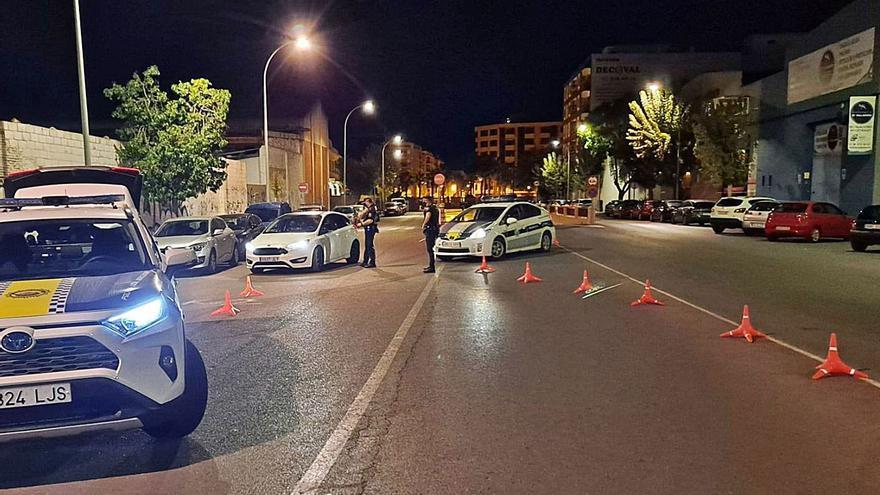 Seis ciudades de l'Horta imponen 70 sanciones  por vulnerar  el toque de queda