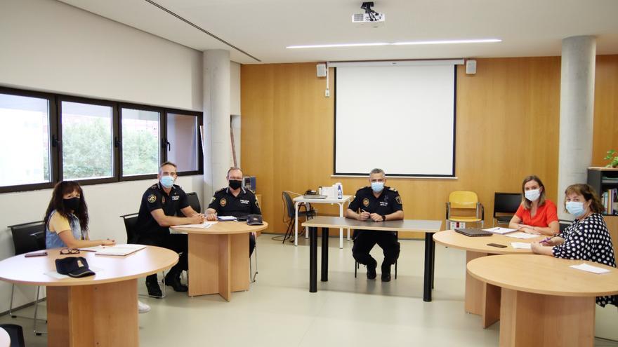 Alaquàs elabora un protocol d'actuació davant de possibles casos de persones amb alzhèimer