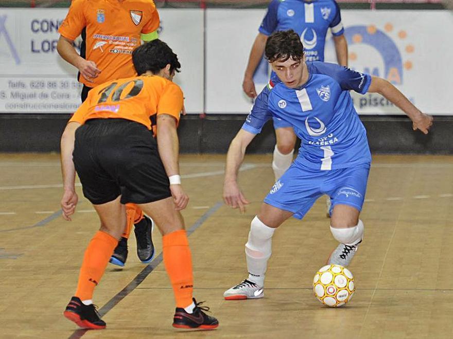 El COVID obliga a aplazar por segunda vez consecutiva el partido del Estrada Futsal