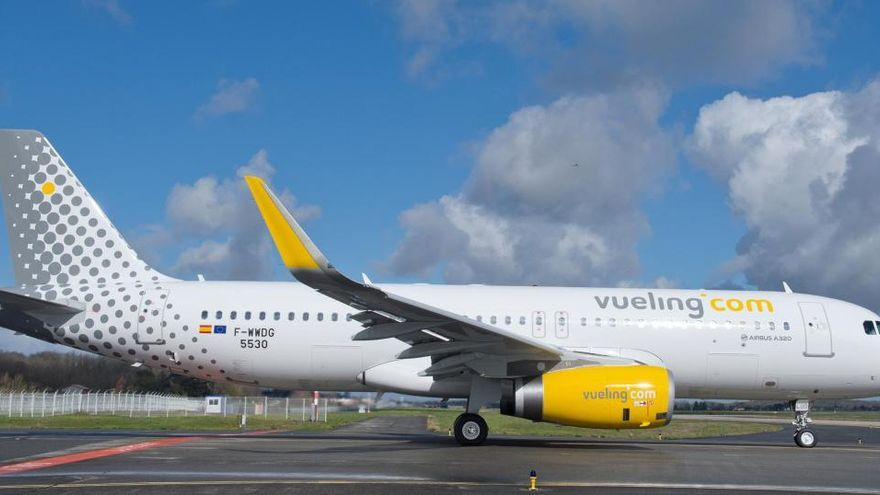 Acuerdo de Vueling con los pilotos para salvar el empleo
