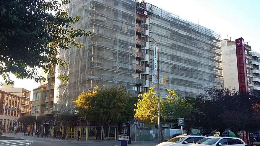 Gandia responde a las ayudas e incrementa el número de rehabilitaciones de viviendas