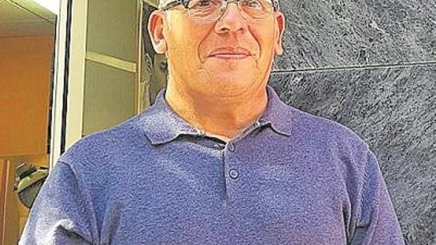 Félix Sigüenza: «Estamos notando mucho miedo entre las personas mayores»