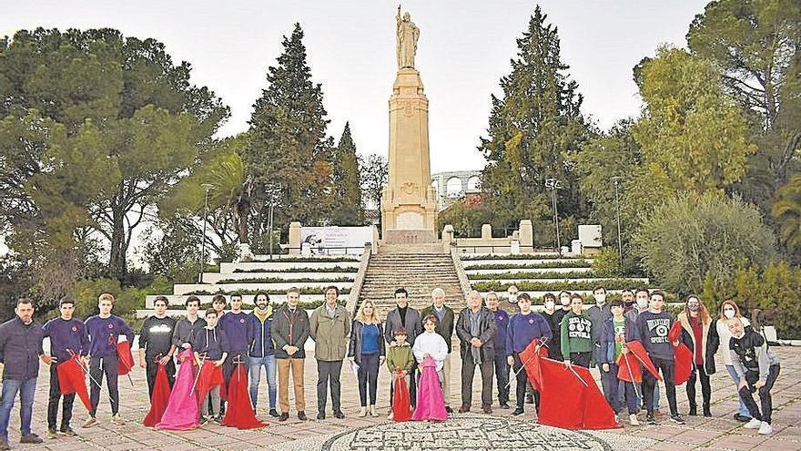 La escuela taurina de Córdoba, a escena