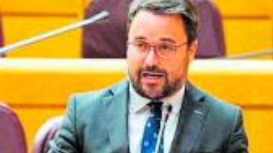 """Antona: """"El hambre que sufrirá Canarias tiene nombre; Pedro Sánchez"""""""