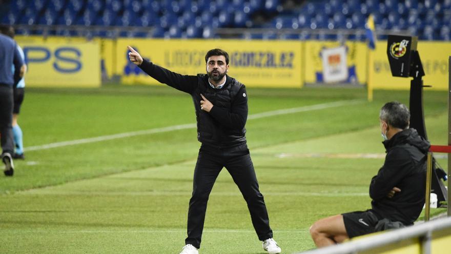 La explicación a la que achaca el entrenador del Sporting la remontada de Las Palmas