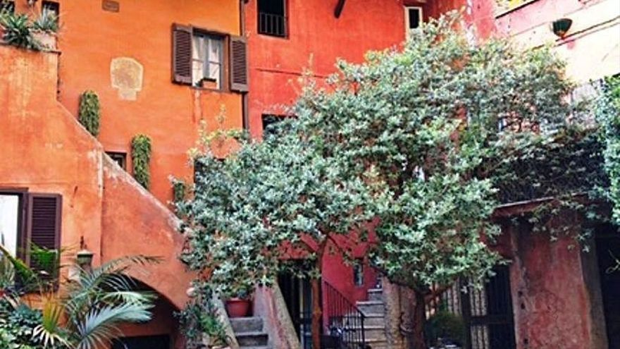 En la intimidad de Roma