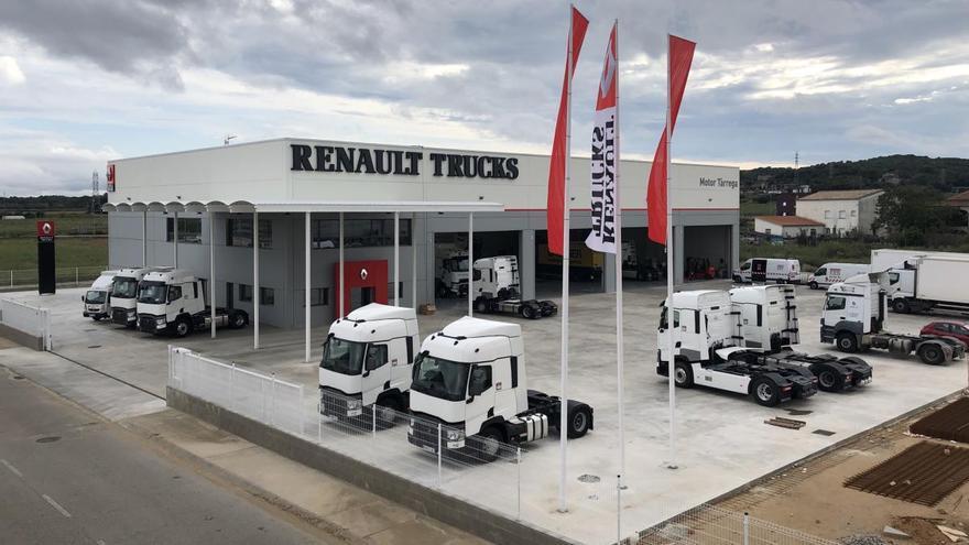 Renault Trucks estrena instal·lacions a Girona