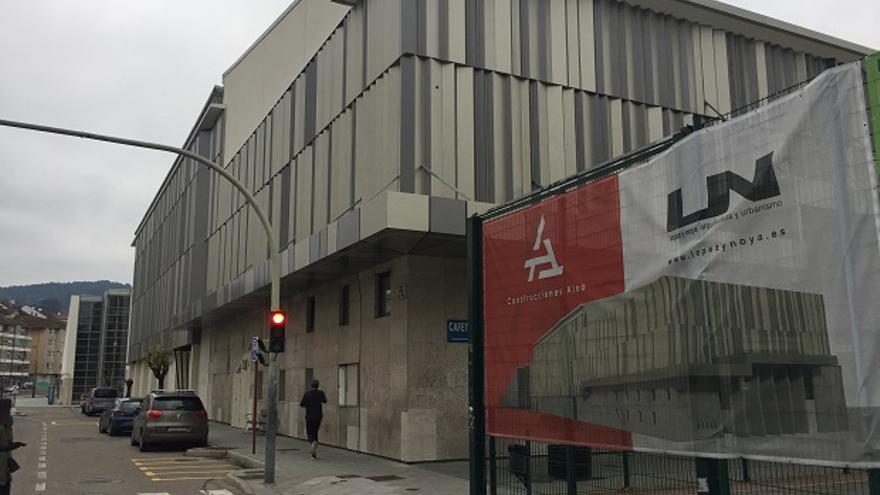 El pabellón de Os Remedios reabre sus puertas tras las obras de remodelación integral