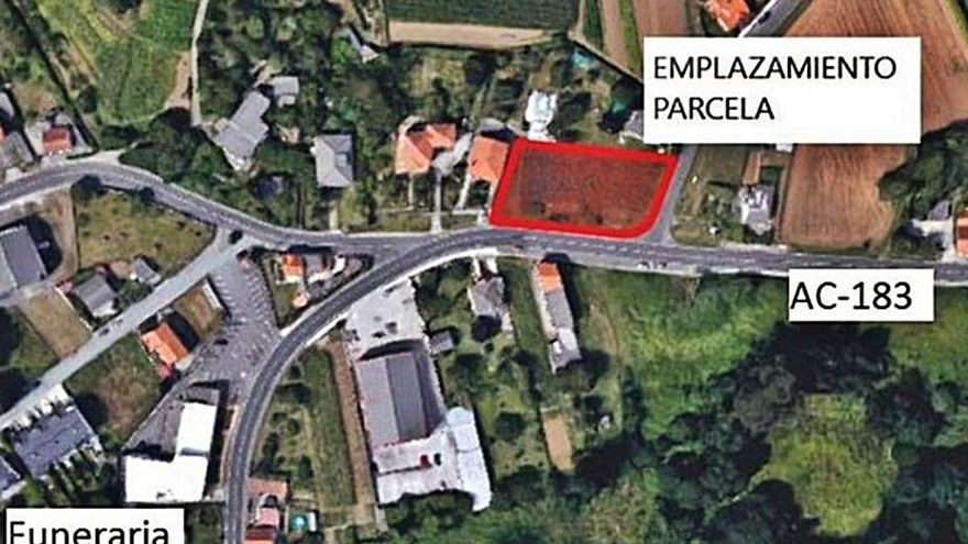 Sada presentará alegaciones contra el plan de construir una gasolinera en A Serra