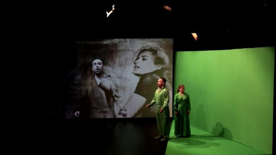 Así es el ensayo de la ópera Verding que se presenta este sábado en el Teatre Principal