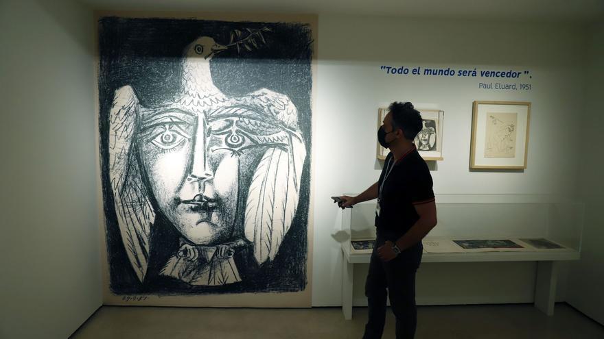 Una exposición ahonda en la relación de Picasso con la literatura