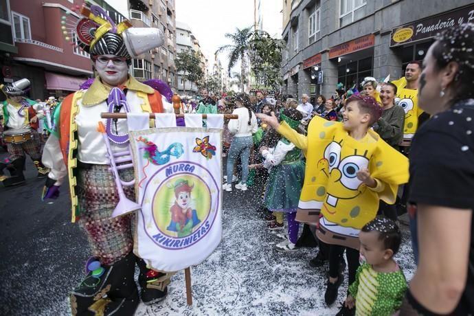 """29.02.20. Las Palmas de Gran Canaria. Canaval 2020 """"Erase una vez.."""". Gran Cabalgata. Foto: Quique Curbelo"""