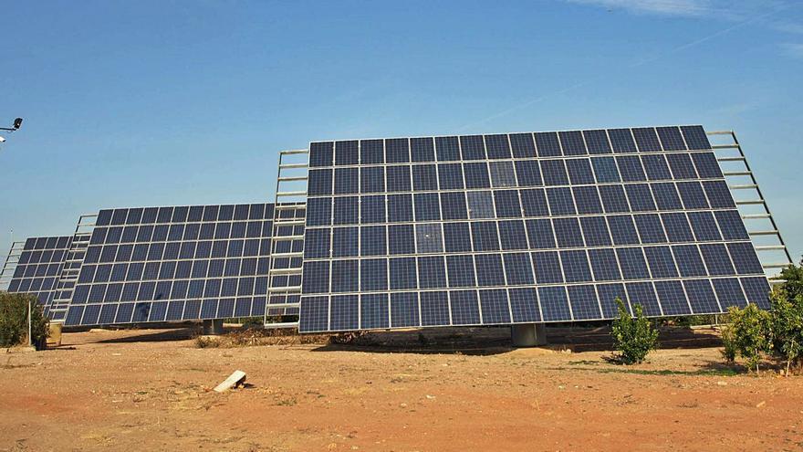Los ecologistas alertan del impacto de las megaplantas solares al cubrir suelo fértil