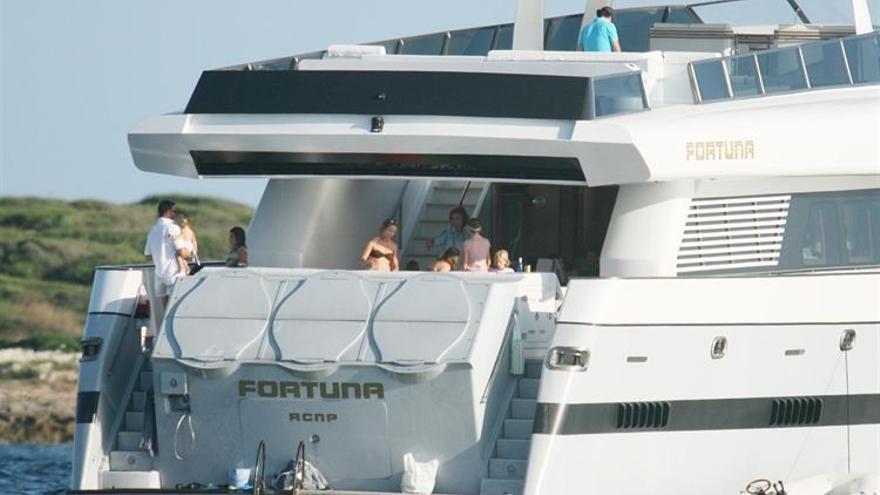 Patrimonio Nacional asumió las indemnizaciones de 1,2 millones de la tripulación del yate 'Fortuna' de Juan Carlos I