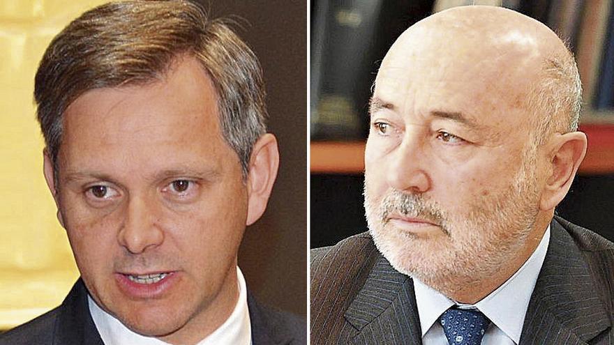 El alcalde de Ames, próximo a Formoso, releva a Javier Losada en la Delegación del Gobierno
