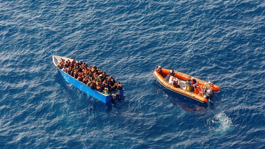 Los vuelos de deportación pactados entre España y Marruecos acaban en El Aaiún