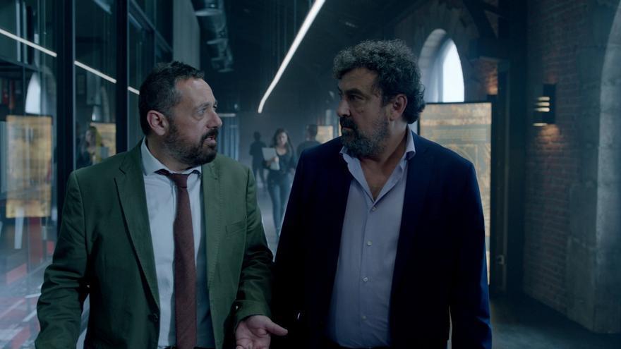 'Secret story', 'Los hombres de Paco' y 'Iron man', en el 'prime time' de hoy