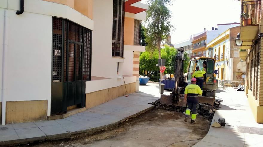 La reforma de Ramírez de las Casas Deza y Carbonell y Morand estará lista en octubre