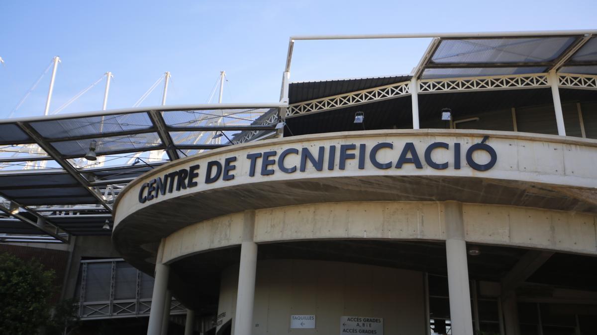 Centro de Tecnificación de Alicante.