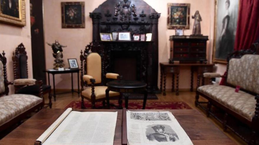 La donación de la casa de Pardo Bazán, para museo