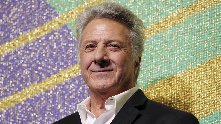 Una segunda mujer acusa a Dustin Hoffman de acoso sexual