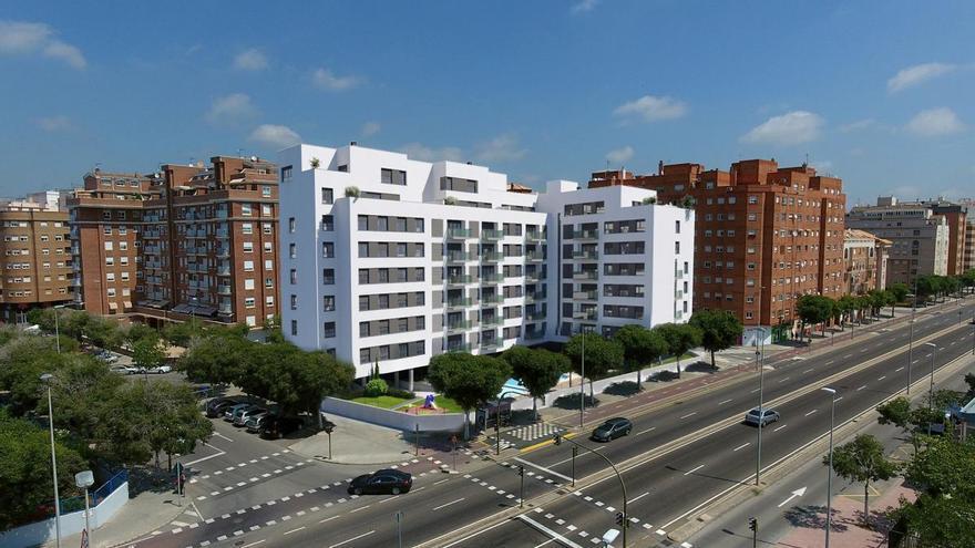 El Residencial Casalduch, de Libra Gestión de Proyectos, está en marcha