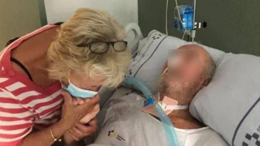 Una inglesa se gasta 200 libras al día en taxis para ver a su marido hospitalizado en Tenerife