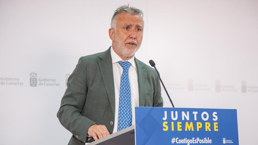 Ángel Víctor Torres, sobre la presentación al TSJC del acuerdo del Consejo de Gobierno para limitar la movilidad en fase 3