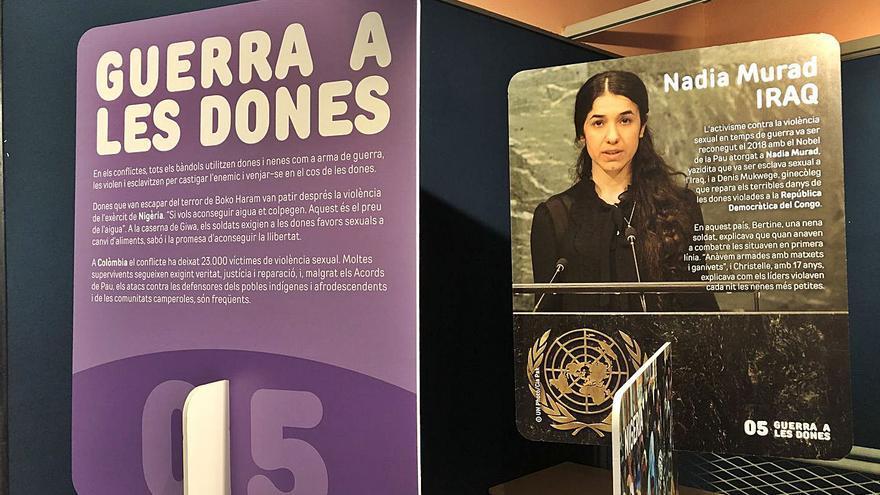 «Dones en lluita»: la defensa dels drets constantment violats
