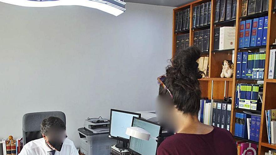 El descenso de denuncias por el COVID lastra los despachos de abogados de Zamora