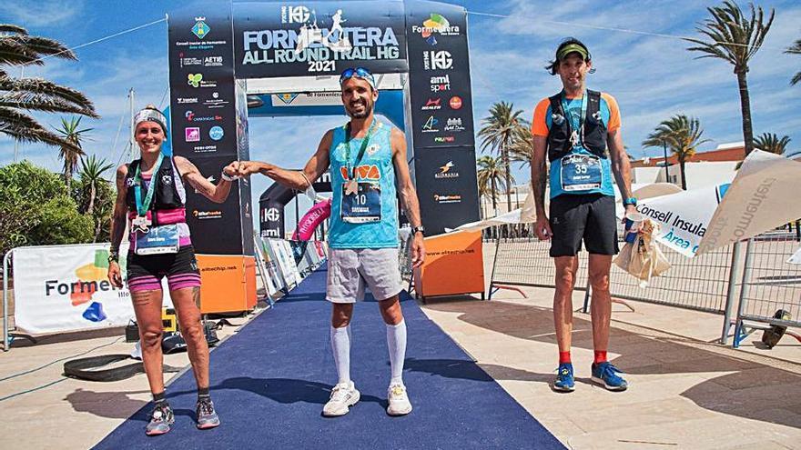 Jonatan Sanabria vence en la Formentera All Round