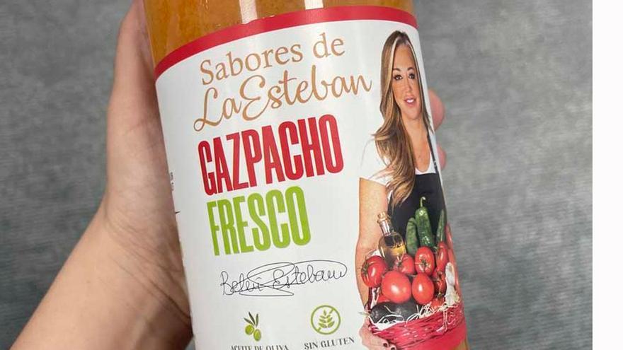 ¿Cómo sabe el gazpacho de Belén Esteban?: Los consumidores se muestran muy críticos