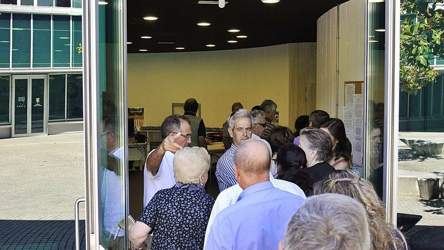 Los concellos recurrieron a la vía ejecutiva para recaudar 450.000 euros de impuestos locales