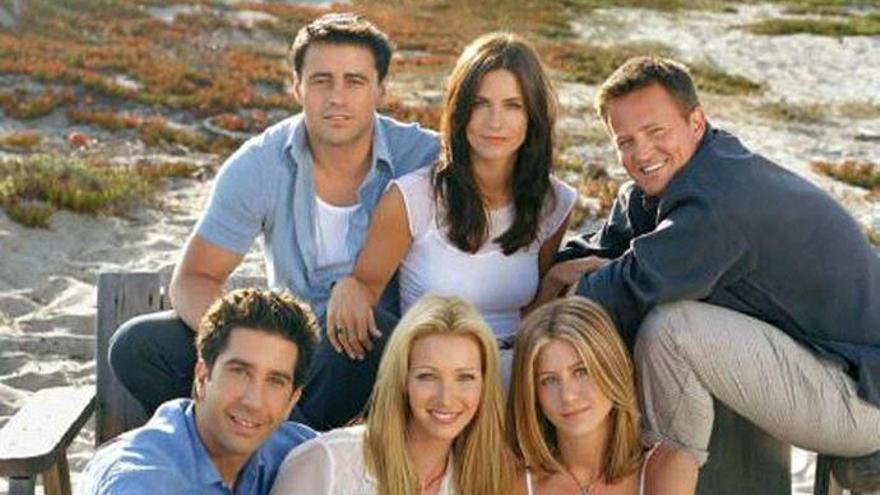 """Jennifer Aniston, sobre un posible regreso de 'Friends': """"Estamos trabajando en algo"""""""