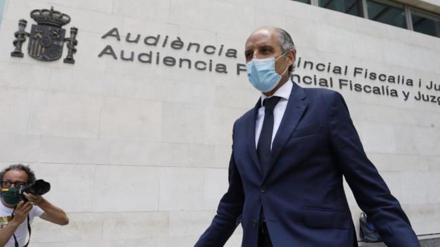 """Camps: """"Yo tuve coronavirus. Si España se hubiese cerrado antes, Cotino estaría vivo"""""""