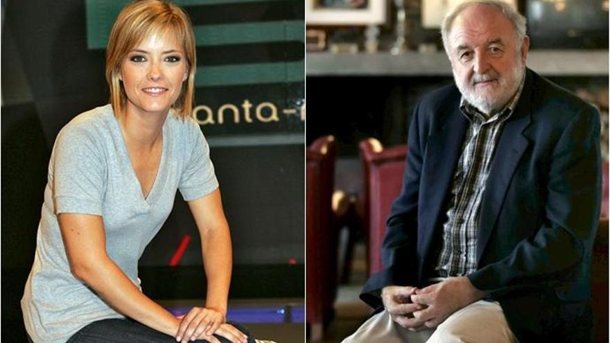 María Casado, Diego Carcedo y José Carbajo, candidatos a presidir la Academia de la Televisión