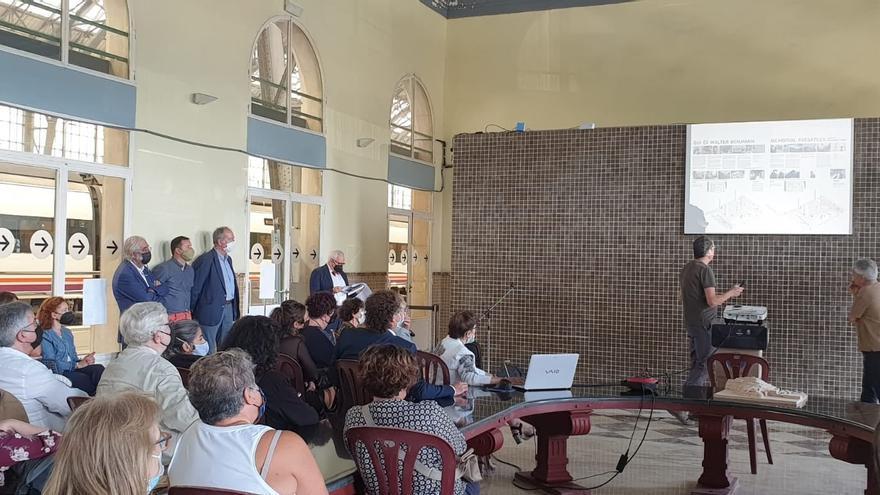 El nou projecte per la Casa Benjamin vol esdevenir un revulsiu per a Portbou