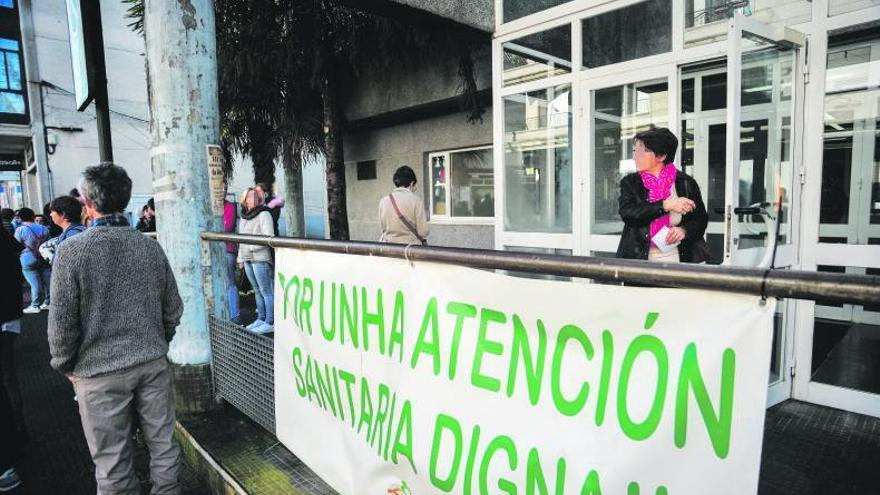 El área sanitaria supera su pico de contagios con 69 en un día y ya pasa de los cien confinados en Cuntis