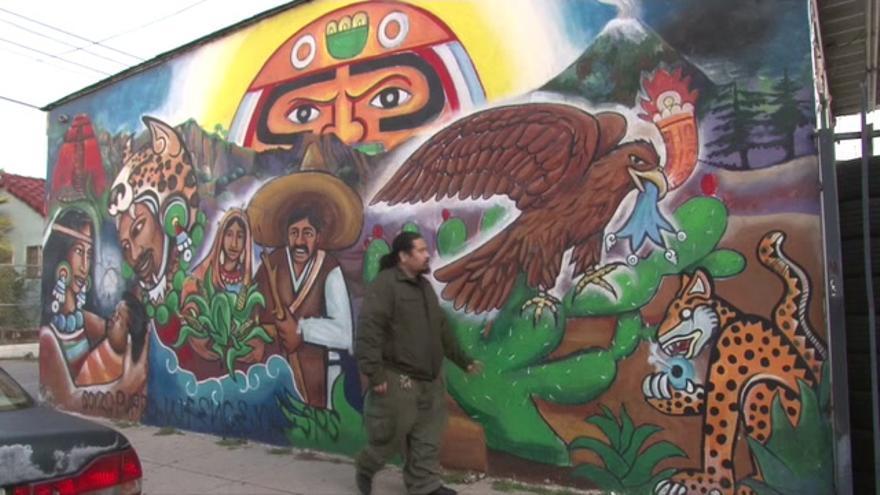 Los Ángeles: el desvaído color de la antigua 'capital mundial de los murales'