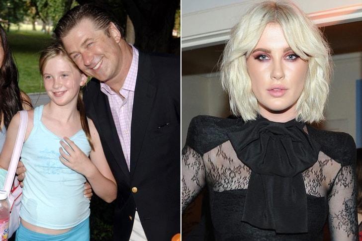 Una de las hijas de Daniel Baldwin.