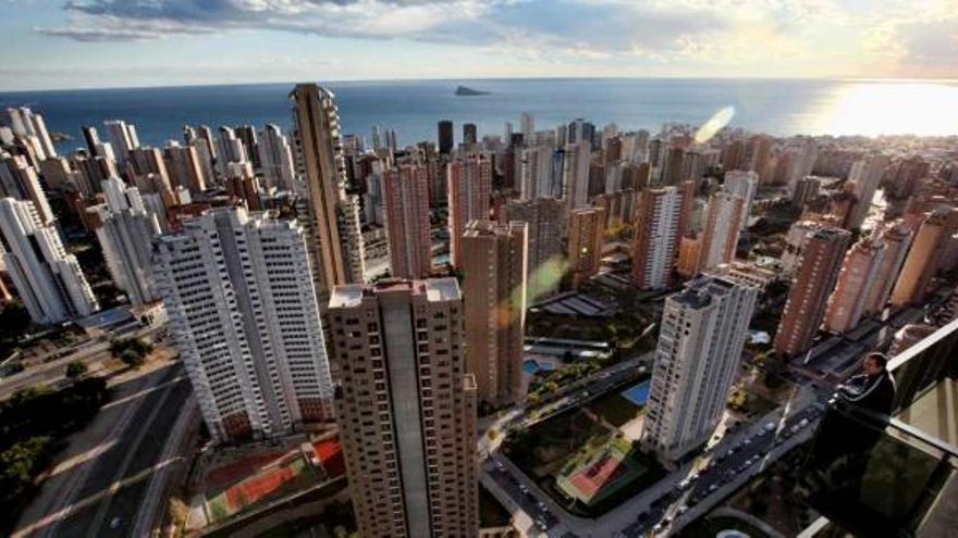 Así será Alicante en el año 2035: el desequilibrio demográfico se acentúa entre costa e interior