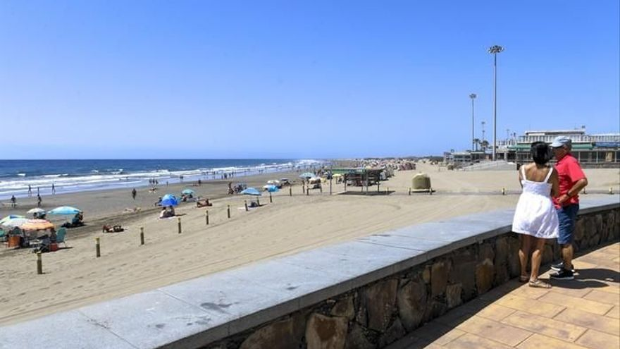 Muere ahogado en Playa del Inglés