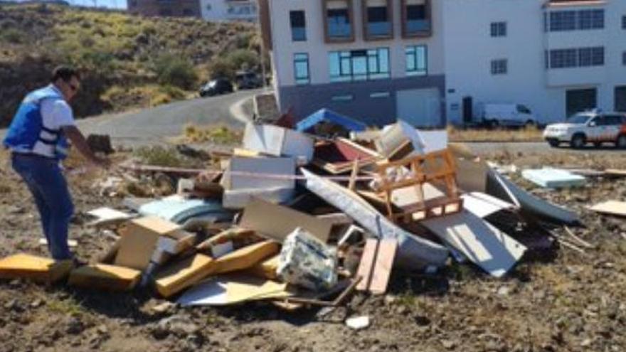 Santa Cruz baliza más de 20 hogueras para evitar que se enciendan