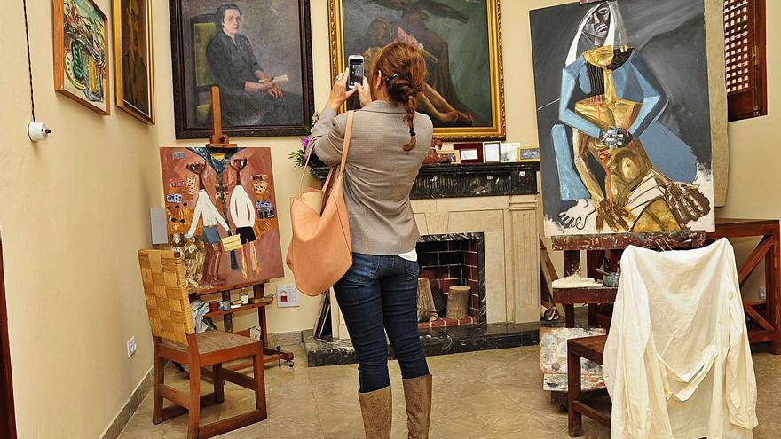Visto bueno a la ampliación de  la Casa-Museo Antonio Padrón