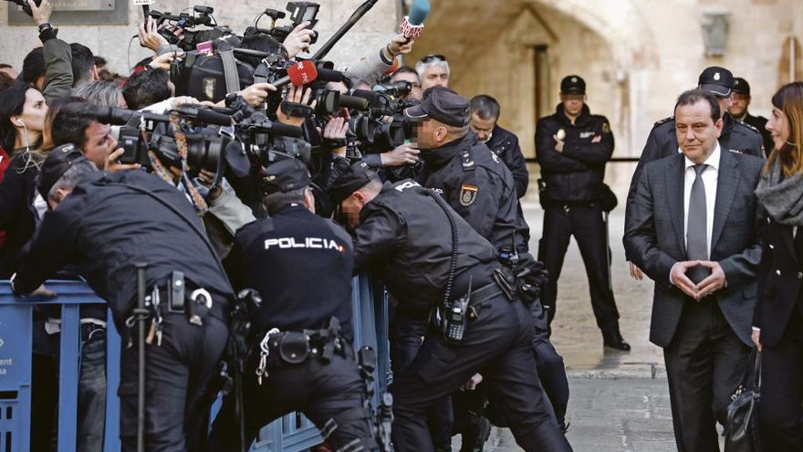 Horrach pedirá al Supremo más condena para Urdangarin y Torres