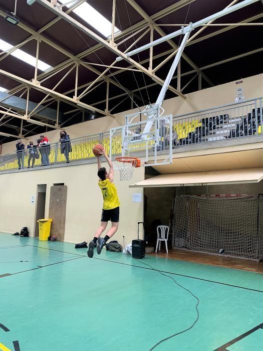 El CB Castellet renuncia a les competicions federades
