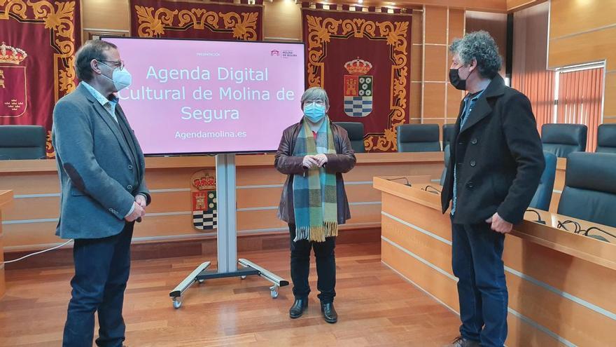 Talleres, conferencias y hasta un documental, en la agenda cultural de Molina