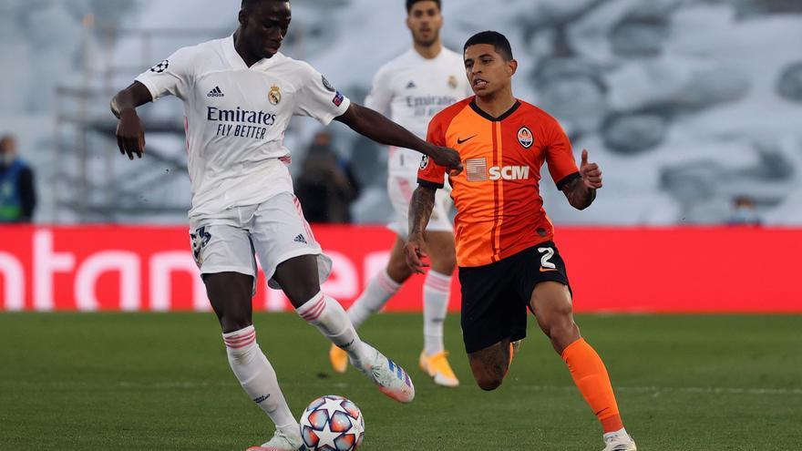 El Madrid se estrella ante el Shakhtar y entra en crisis antes del Clásico